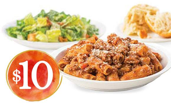 Wegmans Meals 2GO - Rigatoni Bolognese Bowl